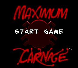 Spider-Man and Venom: Maximum Carnage – Genesis