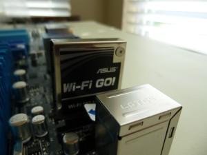 P8Z77 - V Wi-fi Module Installed