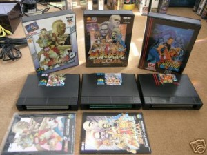 Neo Geo AES Games