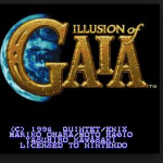 Illusion of Gaia – SNES