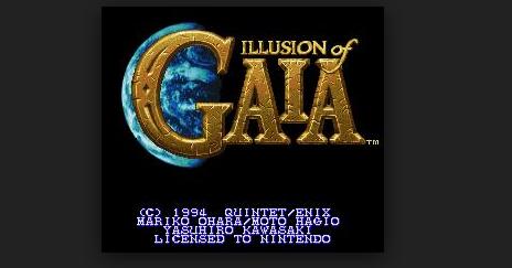 Illusion of Gaia – SNES