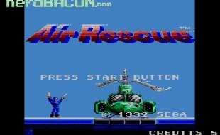 Air Rescue – Sega Master System