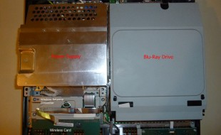 PS3 Repairs Part 2 – Disassembly