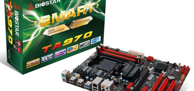 Biostar TA 970 Motherboard – PC