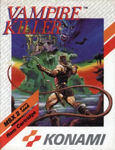 Vampire Killer - MSX2