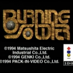 Burning Soldier – 3DO