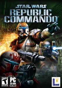 Republic Commando boxart