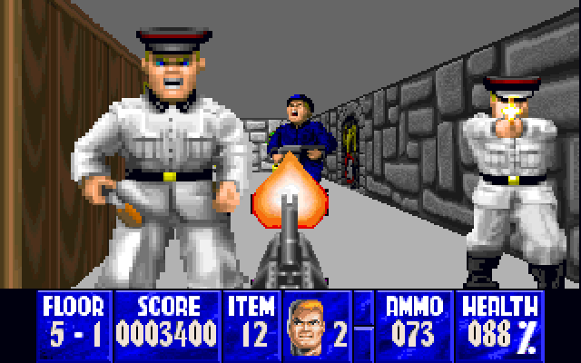 wolfenstein 3d 3do 3