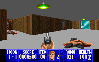 wolfenstein 3d 3do f2