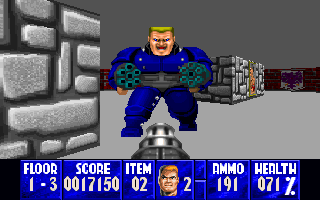 wolfenstein 3d 3do
