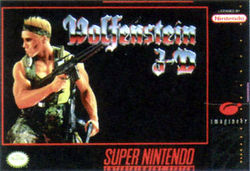 The heavily edited SNES version