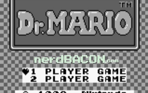 Dr. Mario – Game Boy