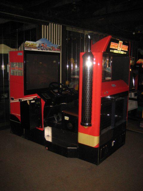 18 wheeler arcade