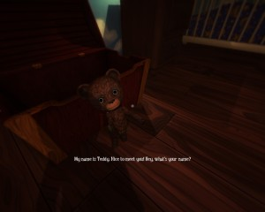 Among the Sleep Disturbing Bear