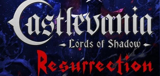 Castlevania: Lords of Shadow – Resurrection (DLC) – PS3 (PSN)