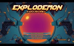 Explodemon Main