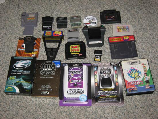 Game Enhancer Collection