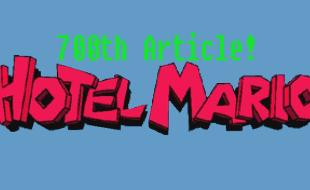 Hotel Mario – CD-i