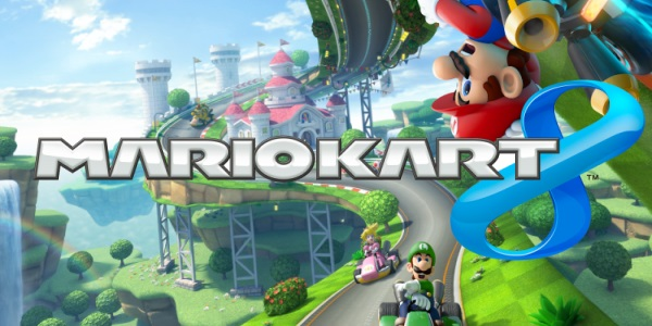 Mario Kart 8 – Wii U