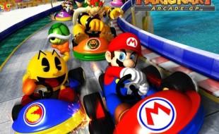 Mario Kart Arcade GP – Arcade