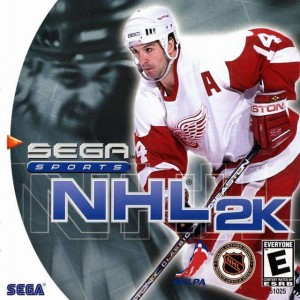 NHL 2k real cover art