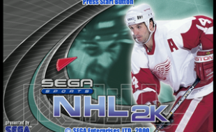 NHL 2K – Sega Dreamcast