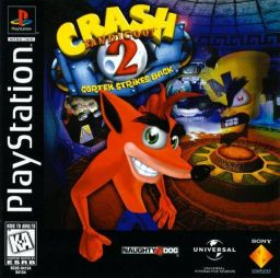 crash 2 cover