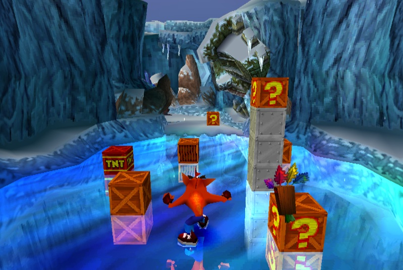 crash bandicoot 2 - 1