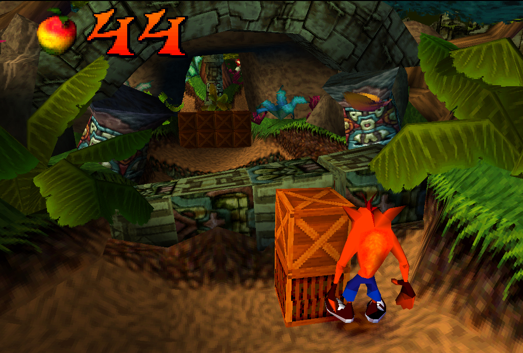 crash bandicoot 2 -3