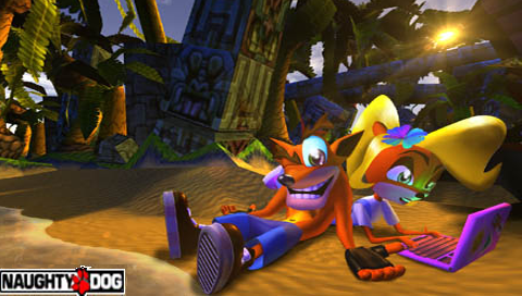 Crash Bandicoot 2 : Cortex Strikes Back – PlayStation