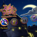 Billy the Wizard: Rocket Broomstick Racing – Wii