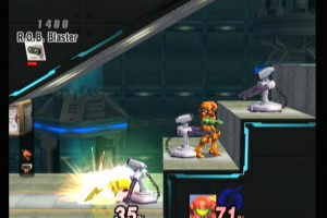 A gameplay mode as polished as my cropping skills. R.O.B. is cool, though.