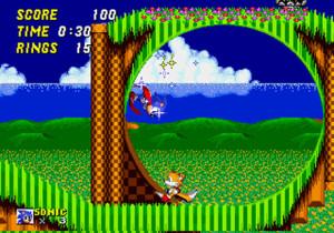 Genesis Sonic 2