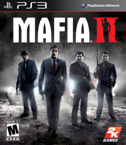 mafia ii ps3 box art
