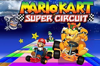 Mario Kart: Super Circuit – GBA