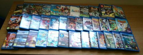 PS Vita Games