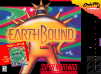 Earthbound - SNES
