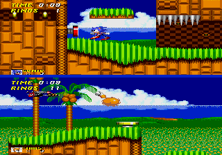 Sonic 2 2 player