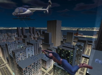Spider-Man 2 Heli