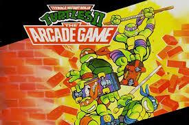 Teenage Mutant Ninja Turtles II: The Arcade Game – NES