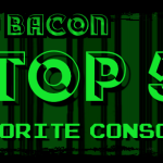 Nerd Bacon's Top 5 Favorite Consoles