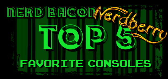 Top 5 Best Game Consoles of All Time – Nerdberry