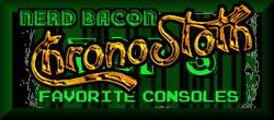 Top 5 Consoles - ChronoSloth