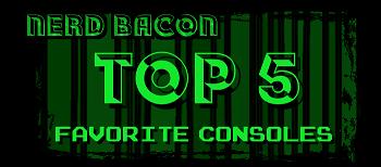 Top 5 Consoles