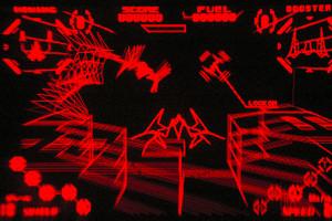 Virtual Boy Red Alarm