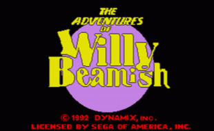 The Adventures of Willy Beamish – Sega CD
