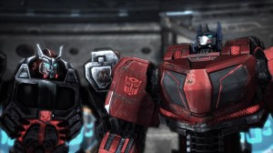 War for Cybertron screenshot 2