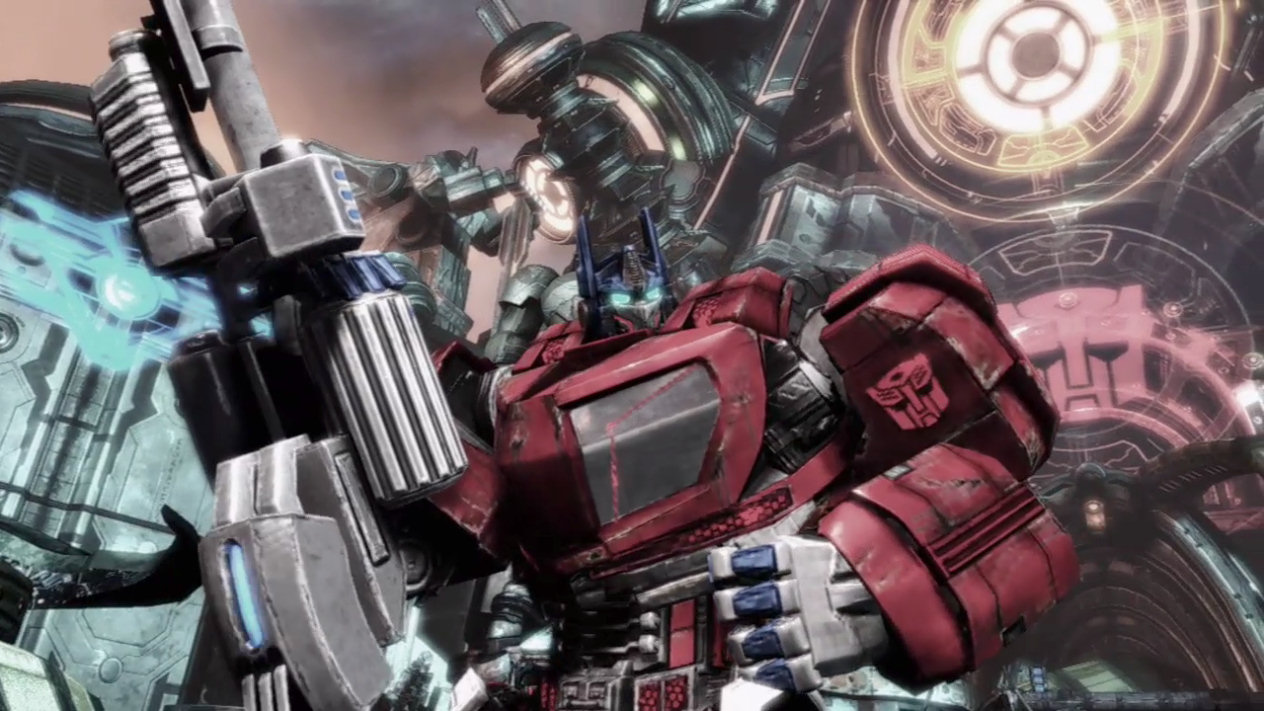 War for Cybertron screenshot 6