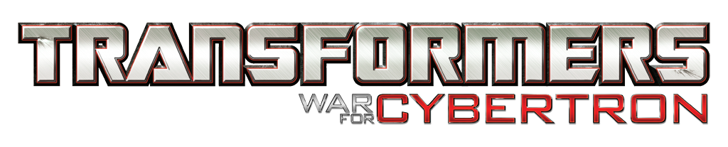 War for Cybertron title