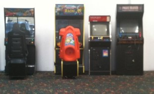 Arcade on Life Support